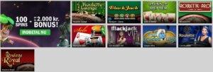 Læs vores anmeldelse af casinosjovs live casino roulette spil