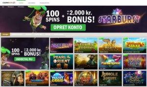 Casinosjov er et velkendt dansk online casino som har været på markedet i mange år