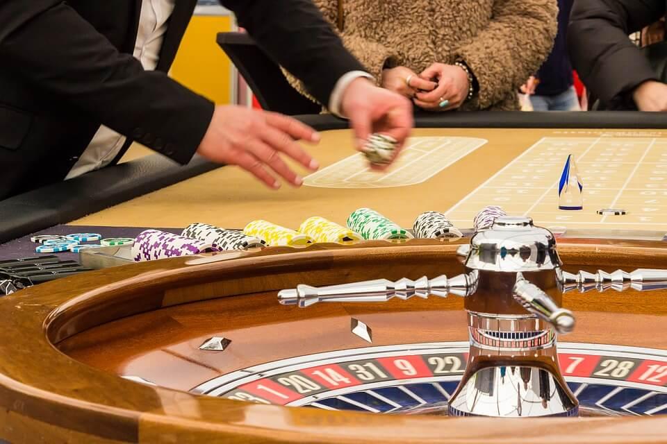 fysisk casino