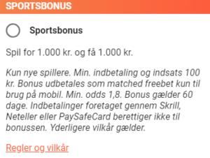 LeoVegas Sportsbook gør odds og betting nemmere på sport